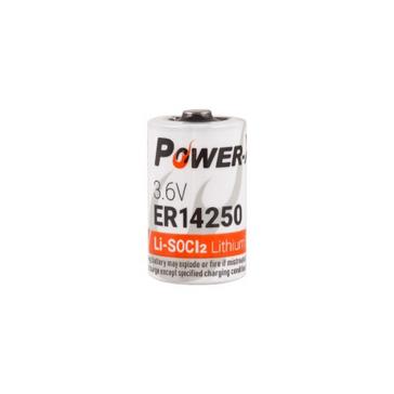 Power-Xtra 3.6V ER14250 1/2AA Size Li-SOCI2 Lithium Battery