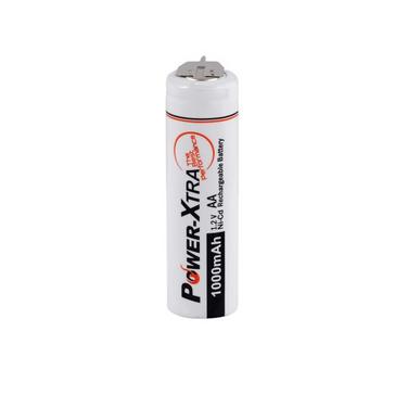 Power-Xtra 1.2V Ni-Cd AA 1000 Mah Şarjlı Kalem Pil (3 Pinli)
