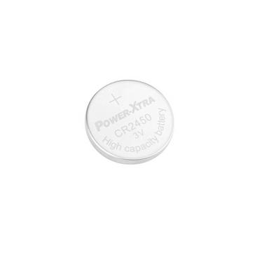 Power-Xtra CR2450 3V Lithium Pil (AÇIK-BULK)